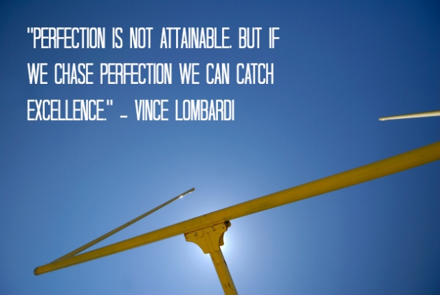 Vince Lombardi Success